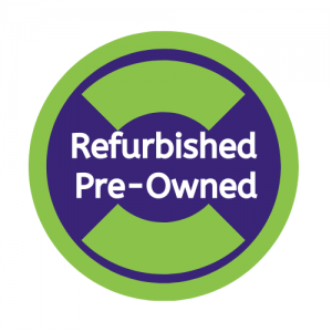 Refurbished Pre-Owned